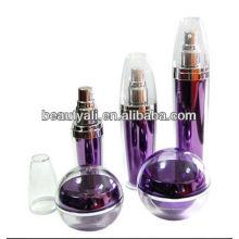 Botella de loción acrílica