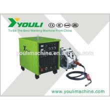 Three phase dc CO2 mig welding machine