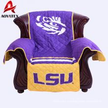 Cubierta directa del sofá acolchado elástico del estiramiento elástico del color de encargo directo de la fábrica