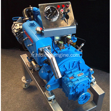 Moteur marin HF-3M78 21 ch 3 cylindres