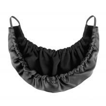 Capa de barba líquida reutilizável facial para avental de cabelo com bandana