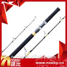 6'0 '' Excelente Toray Tela de carbono eva grip alta grafite 2 seção jigging rod