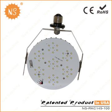 100W LED Retrofit für Canopy Light Wall Pack Licht