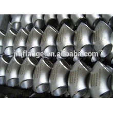 EN10253 coude de tube en acier au carbone A420 WPL 6 de haute qualité