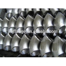 EN10253 high quality A420 WPL 6 carbon steel pipe elbow