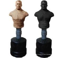 Frei stehende Punch Bag-Boxen Mann /Boxing gepolsterte