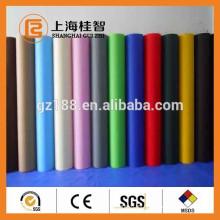Tela no tejida spunbond verde del 100% PP 9-200gsm Materiales del producto - temperatura ...