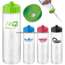 Personifizierte Wasserflaschen