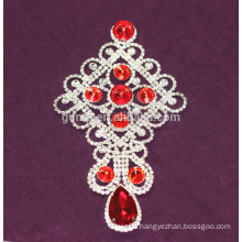 bridal crystal rhinestone applique