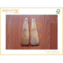Calçadeira de madeira para sapatos