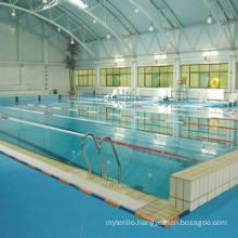Anti-Slip Commercial/Sports PVC Flooring