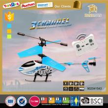 Novo e quente item modelo de avião de brinquedo plano de jato de controle remoto com 3 funções