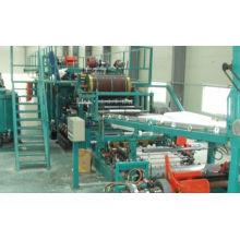 Линия по производству теплоизоляционных панелей с высокоскоростным атипичным полистиролом