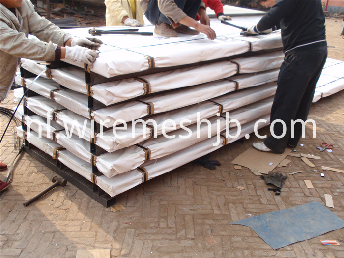 Perforted Steel Sheets