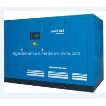 Compresores de aire de alta presión con tornillo estándar ASME de Lubrecated (KHP132-25)