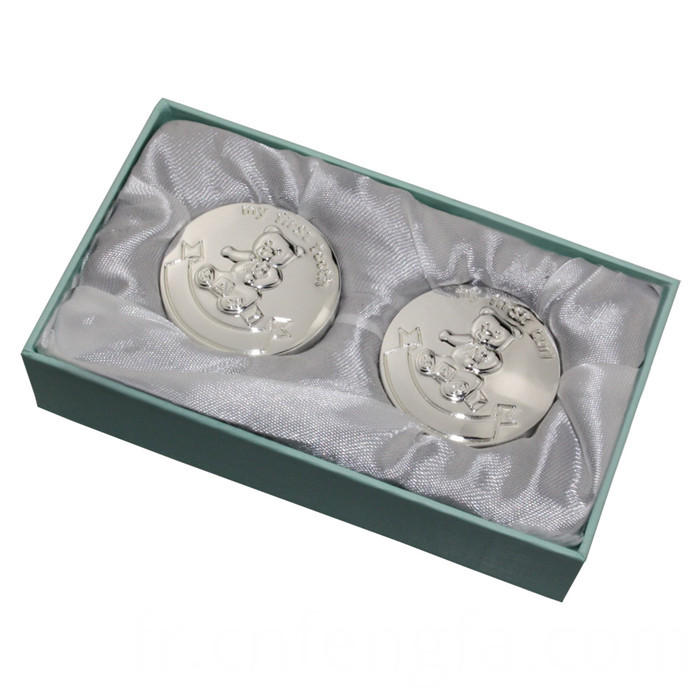 Zinc Alloy Tooth Box and Curl Box Set