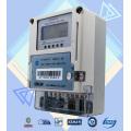 Однофазная ИС-карта с предоплатой и счетчиками электроэнергии