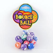 Brinquedos Crianças Bouncing colorido bola para venda (H9428005)