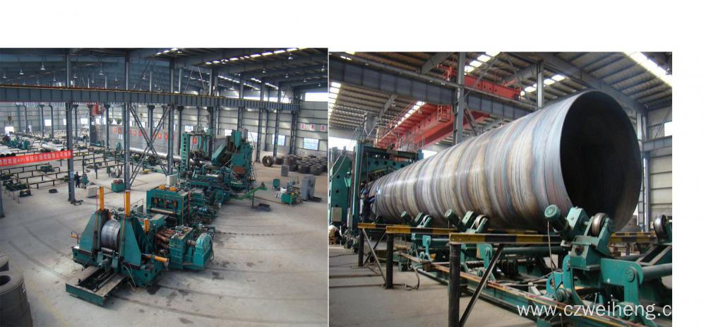 SSAW/Lsaw Steel Pipes Price Structure