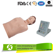 New Half Body CPR Training Manikin for Study Use