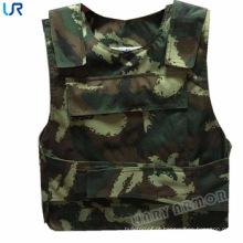 NIJ IIA-IIIA Exército Militar à prova de balas Camoulfage Vest