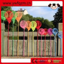 barato ferramenta de pesca de nylon redes de mergulho de pesca para crianças