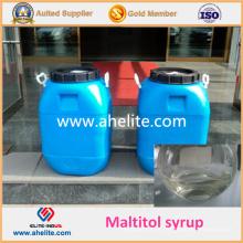 Líquido transparente incolor funcional do xarope de Maltitol para o produto comestível