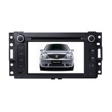 Lecteur DVD Yessun 6.2 pouces pour Buick Firstland (TS6651)