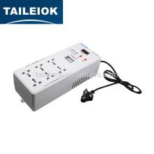 Regulador de tensão automático de soquete universal para computador