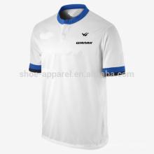 Fußball-Trikot mit 100% Polyester 2014, Fußballuniform