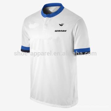 2014 100% poliéster mens futebol jersey, uniforme de futebol