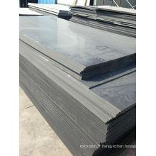 Panneau de mousse rigide de PVC de 20mm fait dans le panneau de mousse de PVC de haute densité
