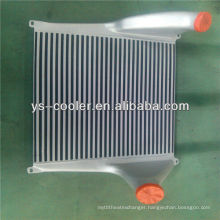 hot seeling auto intercooler for volvo truck
