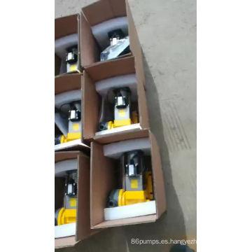 Bomba dosificadora Bomba de llenado de diafragma alternativo, bomba dosificadora