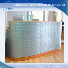 Galvanized Perforated Hole Punching Wire Mesh
