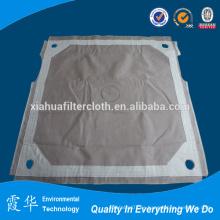 Paño de filtro de presión PE 750AB para cerámica