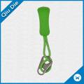 Colores verdes de Ocm bajo MOQ tirador de la cremallera para los accesorios que se divierten