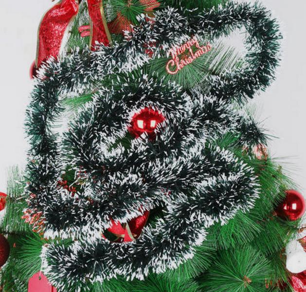 Chunky Christmas Tinsel