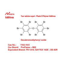 Óxido de Decabromodifenilo DBDPO (SAYTEX 102E)