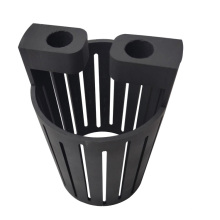 Wholesale high hardness carbon graphite heater molds for EDM