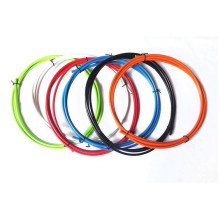 New Jagwire Road Bicycle Variable speed line pipe Mountain Bikes Gear Shift line pipe 4MM*2M Multi Color