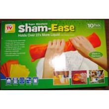 Sham-Ease Juego de paños de limpieza Paño de limpieza de secado