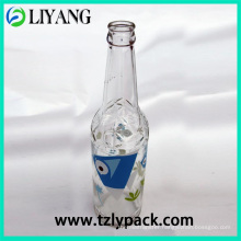 Cartoon Fish, Heat Transfer Film for Glass Bottle