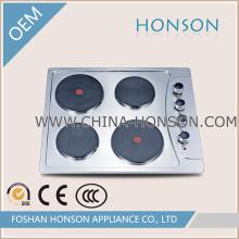 Plaque électrique avec une bonne qualité pour l'appareil de cuisine