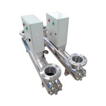 Système stérilisateur UV de purification de l'eau de tube de quartz de la plus haute qualité