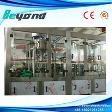Sparkling Beverage Glass Bottle Bottling Equipments Line