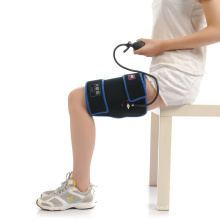 Equipo de fisioterapia, muslo, envoltura de compresión fría