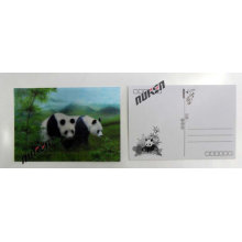 Pet 3D Souvenir Lenticular Postcard