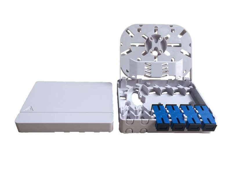 Plastic Fiber Optic Distribution Box