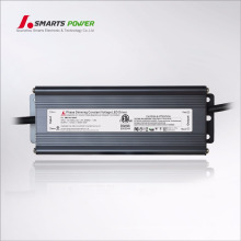 12v 80W triac dimmable led driver transformer for led strip ip67
